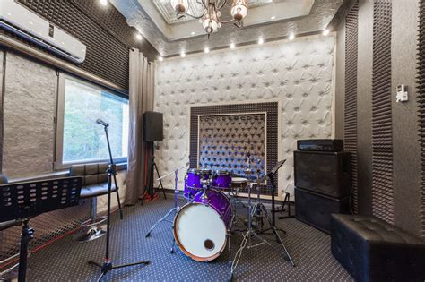 Recording Studio Space   Sound Masking   Sound Management