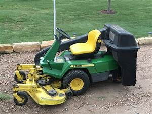 John Deere 525 Riding Lawn Mower