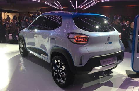 Renault Electric Car by Renault Reveals Value K Ze Electric Car Autocar