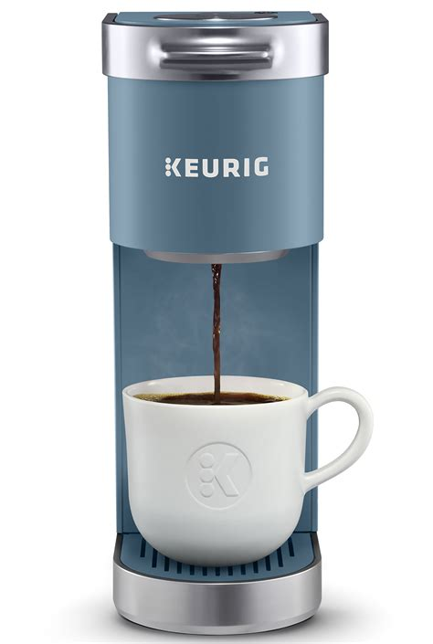 As you shop for the best one cup coffee maker, you also need to decide whether to go for a machine that uses pods or capsules. Keurig K-Mini Plus, Single Serve K-Cup Pod Coffee Maker, Evening Teal - Walmart.com - Walmart.com