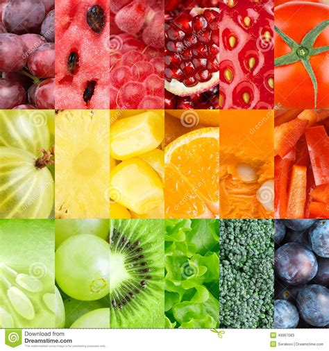Animated Fruit Wallpaper - healthy fresh fruits and vegetables backgrounds stock
