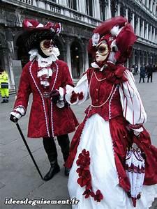 Déguisement Carnaval Original : id es de d guisements costumes pour le carnaval de venise ~ Melissatoandfro.com Idées de Décoration