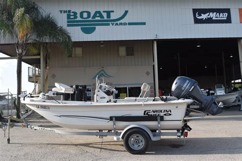 Carolina Skiff Boats For Sale In Texas by Used Carolina Skiff Boats For Sale Boats