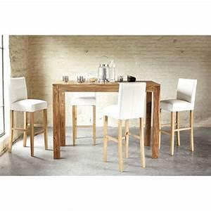 Table Haute Bois : 17 best ideas about table haute bois on pinterest table ~ Melissatoandfro.com Idées de Décoration