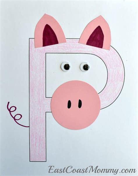 alphabet crafts letter p family projects 949   48daf44d9d1353a2733ba7961867ec05