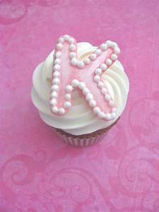 17 images about letters on pinterest cupcake fondant for Letter k cupcake toppers