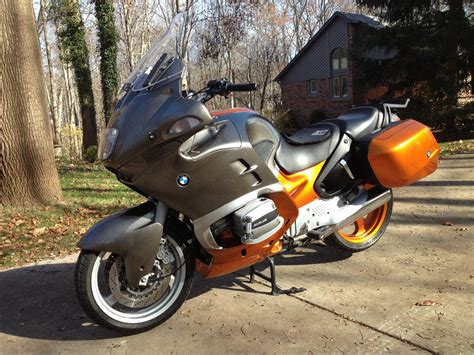 Bmw Motorcycles Indianapolis by 1996 Bmw R 1100 Rt Sport Touring Motorcycle From