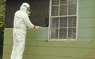 asbestos siding removal asbestos