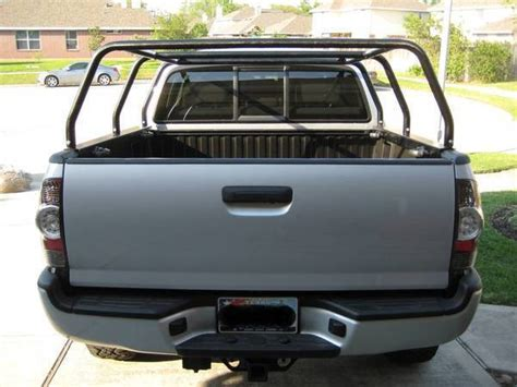 bed rack tacoma all pro bed rack one tacoma world