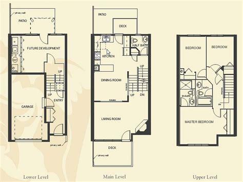 4 bedroom floor plan 4 bedroom apartment floor plans townhome building floor