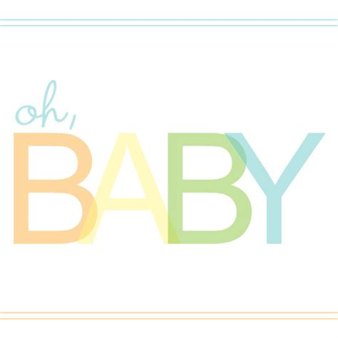 Baby Hintergrund Neutral by Simple Colorful Gender Neutral Baby Shower Invite Template