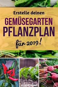 Gemüse Anbauen Plan : wie du einen anbauplan f r deinen gem segarten erstellst ~ Watch28wear.com Haus und Dekorationen