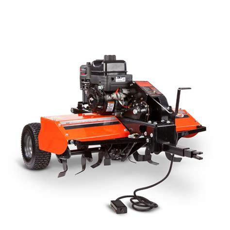 rotohog 9 5 fpt pro model tow electric start dr