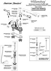 kitchen sink faucets parts bathroom sink faucet parts diagram american standard