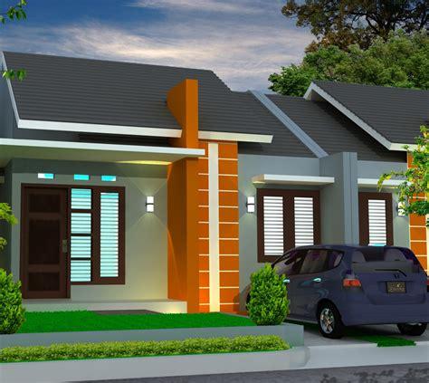 gambar rumah type  model rumah modern