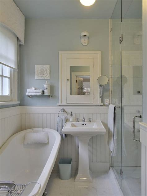 Bathroom Ideas With Beadboard by Cottage Bathrooms Beadboard White Beadboard Bathroom