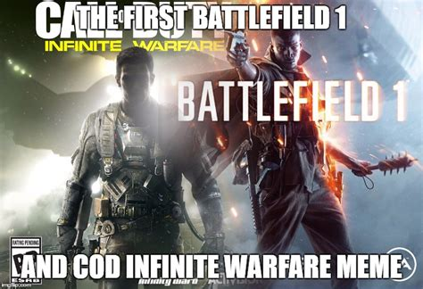 Infinite Warfare Memes - the first one i m suprised imgflip