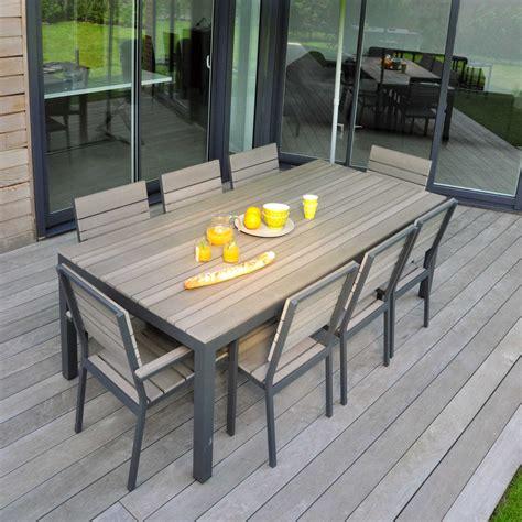 chaise jardin castorama bien table de jardin en fer forge pas cher 6 indogate