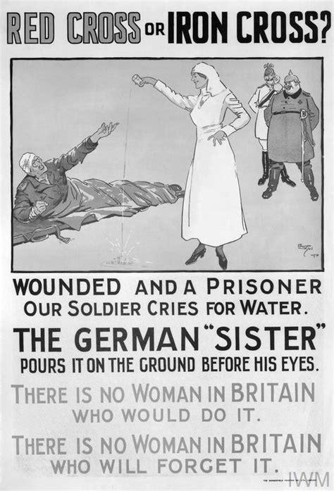 FIRST WORLD WAR PROPAGANDA POSTERS (Q 71311)