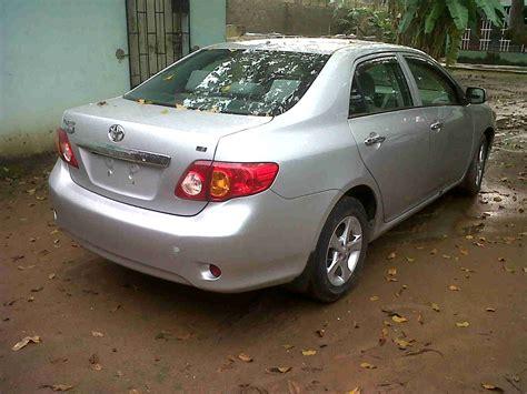 tokunbo toyota corolla  autos nigeria