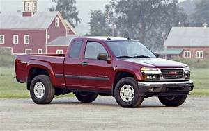 Used 2005 GMC Canyon Extended Cab Pricing & Features Edmunds