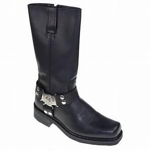 Harley Davidson Stiefel Boots : harley davidson boots biker stiefel iroquois skull ~ Jslefanu.com Haus und Dekorationen