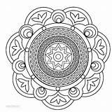 Mandala Coloring Pages Mandalas Printable Cool2bkids sketch template