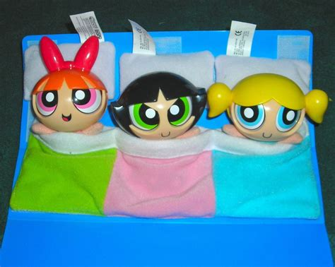 Powerpuff Girls Blossom Bubbles Buttercup 3 5 Sleep Time