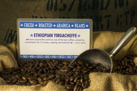 Your ethiopian coffee journey begins with yirgacheffe. Ethiopian Yirgacheffe - Cruze Coffee