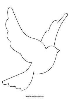 Image Result For Flying Bird Template  Teacher Stuff