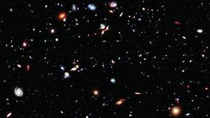Hubble Deep Field Wallpaper Hd - Pics about space