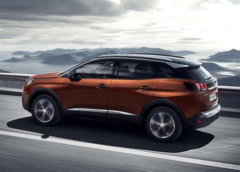 Peugeot 3008 Modification peugeot 3008 2016 2017 pictures photos information of