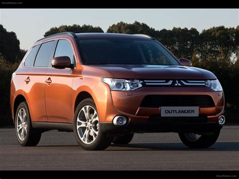 2013 mitsubishi outlander mitsubishi outlander 2013 exotic car picture 01 of 2