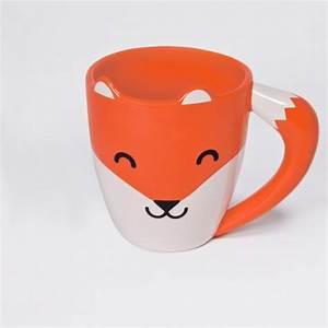 Tasse Cafe Original : mug renard mug original ~ Teatrodelosmanantiales.com Idées de Décoration