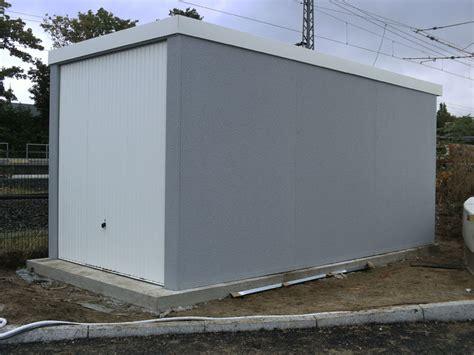 Caravan Garage Für Wohnmobile, Transporter Und Lkw