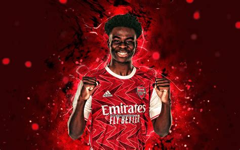 Bukayo Saka Wallpapers - Wallpaper Cave