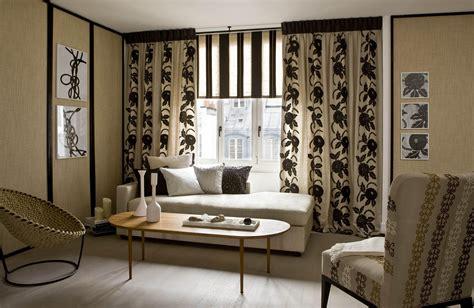 Vorhänge Mit Muster by Beigefarbener Vorhang Bilder Ideen