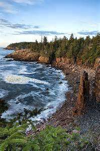 Monument Cove Acadia National Park