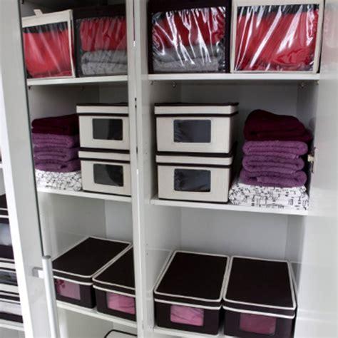 boite de rangement pour dressing etageres et boites profitez des soldes pour ranger la maison