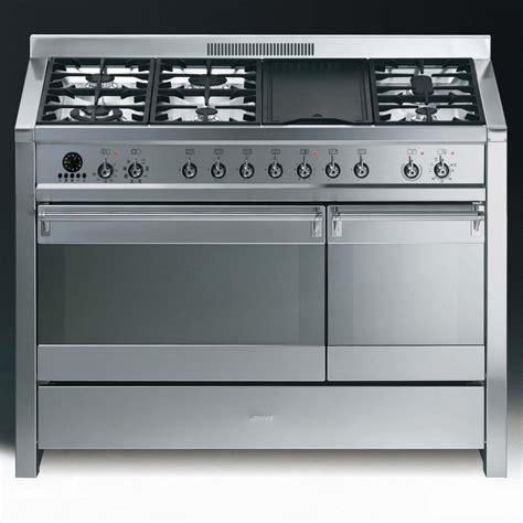 smeg a3 7 a3 120cm opera dual fuel range cooker appliance city