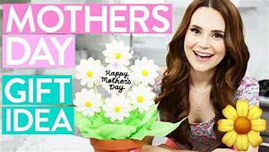 DIY MOTHERS DAY GIFT IDEA! - Cookie Flower Bouquet ...