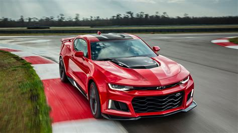 2017 Chevrolet Camaro Zl1 Wallpaper