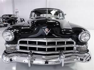 1949 Cadillac Series 61 Coupe Sedanet