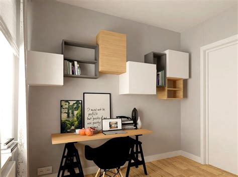 bureau à la maison aménagement aménagement bureau à la maison en 50 idées décoratives