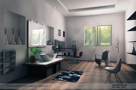 simple but home interior design hair salon interior stock vectors vector clip
