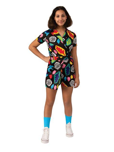 Eleven Mall Dress Stranger Things Season 3 Girls Child ...