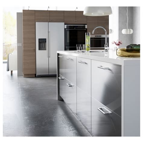 Ikea Stainless Kitchen Cabinets by Ikea Grevsta Door Stainless Steel Products Cocinas