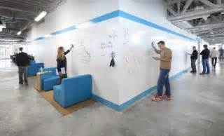 floor and decor corporate office whiteboard ideapaint new york home and office painting