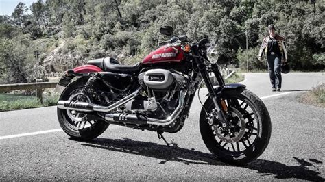 Harley-davidson 1200 Roadster Review Motorcycle Road Test