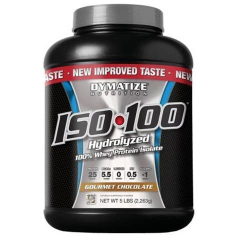 Protein Supplement - Dymatize Iso-100- Zero Carb Whey